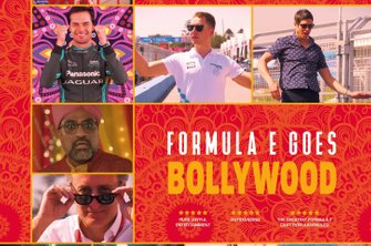 Mahindra Bollywood video poster