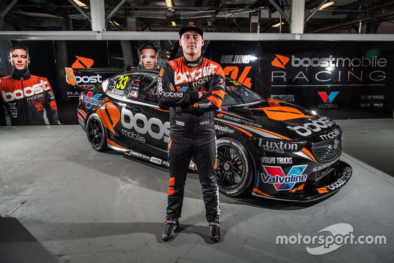 Garry Rogers Motorsport: Ричи Стэнэвэй, Holden ZB Commodore №33