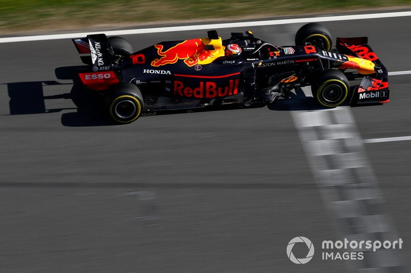 П'єр Гаслі, Red Bull Racing RB15