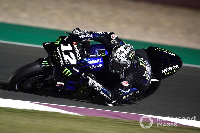 12 - Maverick Vinales, Yamaha Factory Racing