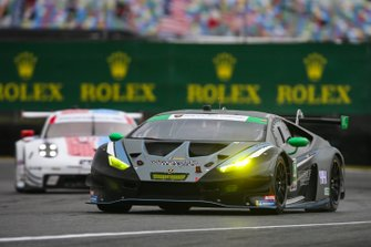 #44 Magnus Racing Lamborghini Huracan GT3, GTD: John Potter, Andy Lally, Spencer Pumpelly, Marco Mapelli