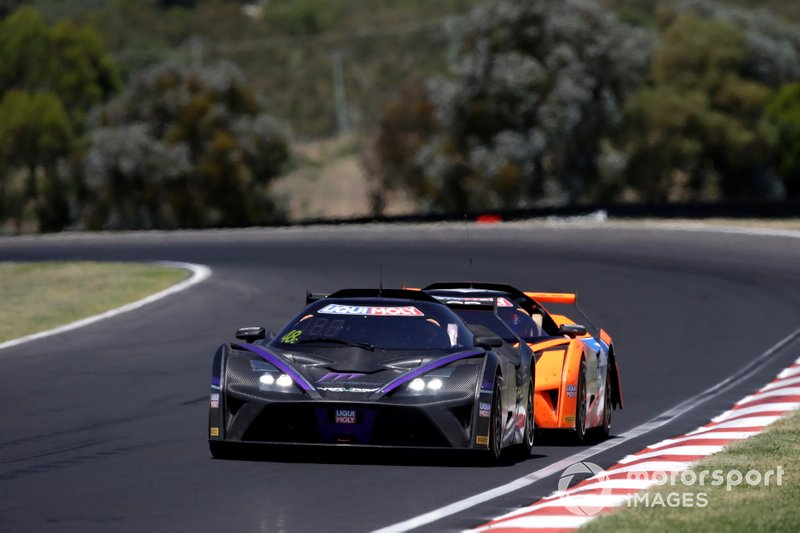 20. #48 KTM / M Motorsport KTM X-BOW GT4: Justin McMillan, Glen Wood, Dean Lillie, Peter Major