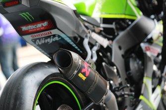 Jonathan Rea, Kawasaki Racing's Kawasaki