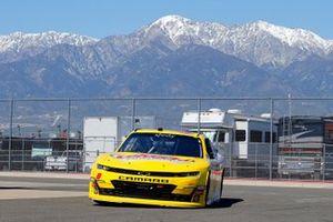 Ryan Preece, JR Motorsports, Chevrolet Camaro Velveeta Shells and Cheese
