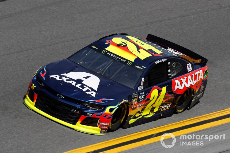 12. William Byron (Hendrick-Chevrolet)