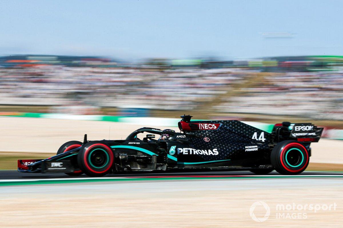 2020 : Mercedes W11 EQ Performance