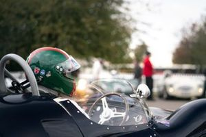 Tarek Mahmoud, Cooper T49 Climax