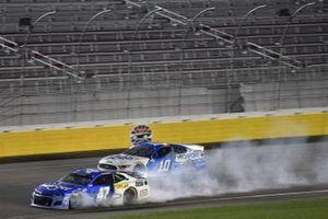 #47: Ricky Stenhouse Jr., JTG Daugherty Racing, Chevrolet Camaro Kroger #10: Aric Almirola, Stewart-Haas Racing, Ford Mustang HighPoint.com