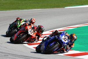 Garrett Gerloff, GRT Yamaha, Scott Redding, Aruba.it Racing Ducati, Jonathan Rea, Kawasaki Racing Team