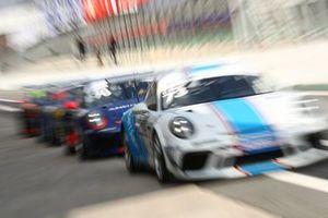 Porsche em Interlagos
