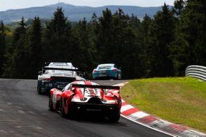 #54 Scuderia Cameron Glickenhaus Glickenhaus 004c: Thomas Mutsch, Franck Mailleux, Felipe Fernandez Laser