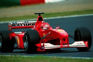 Michael Schumacher, Ferrari F1 2000. World Champion 2000