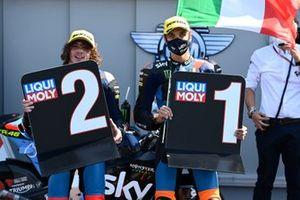 Marco Bezzecchi, Sky Racing Team VR46, Luca Marini, Sky Racing Team VR46