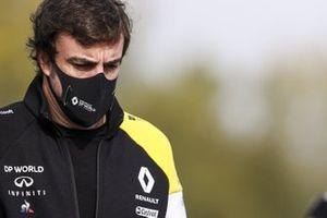 Fernado Alonso, Renault