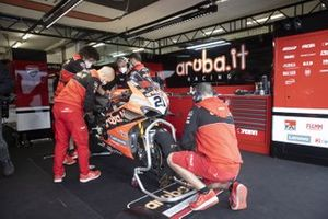 Michael Ruben Rinaldi, Aruba.it Racing Ducati bike