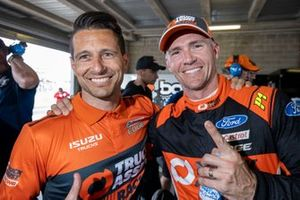Lee Holdsworth and Michael Carsuo, Tickford