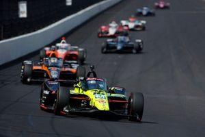 Santino Ferrucci, Dale Coyne Racing Vasser Sullivan Honda