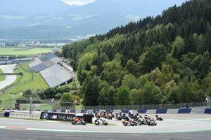 Jorge Martin, Red Bull KTM Ajo, race start