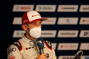 Press Conference, René Rast, Audi Sport Team Rosberg