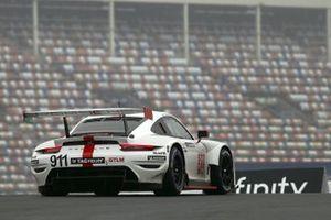 #911 Porsche GT Team Porsche 911 RSR - 19, GTLM: Nick Tandy, Frederic Makowiecki