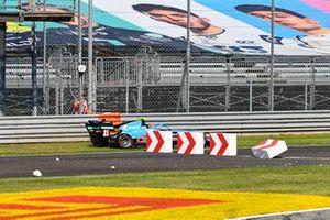Federico Malvestiti, Jenzer Motorsport on the grass