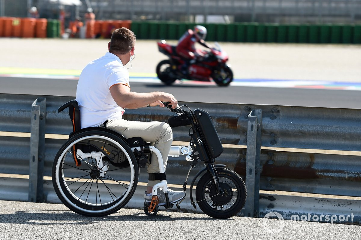Pit Beirer, Jefe de Deportes de KTM