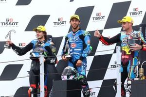 Marco Bezzecchi, Sky Racing Team VR46, Enea Bastianini, Italtrans Racing Team, Sam Lowes, Marc VDS Racing