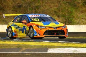 Cesar Ramos na etapa de Londrina da Stock Car