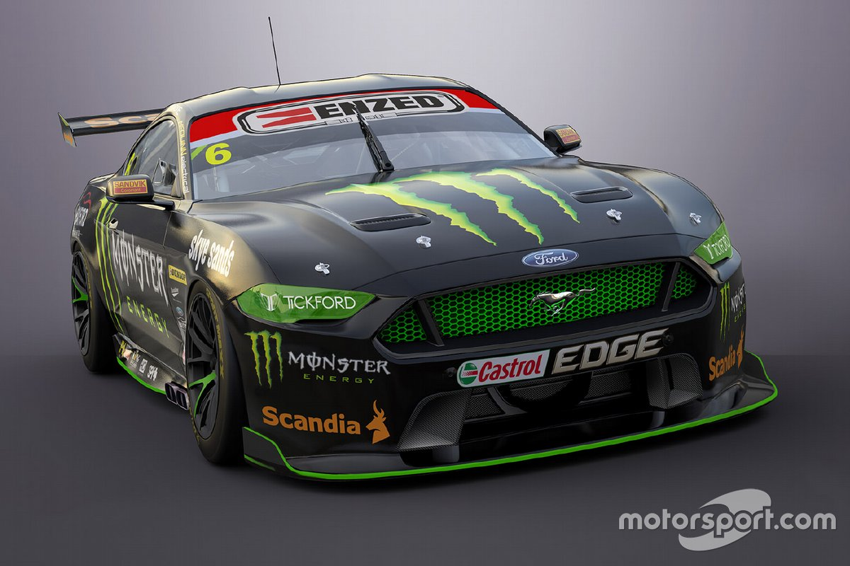 Ford Mustang of Cameron Waters, Tickford Racing