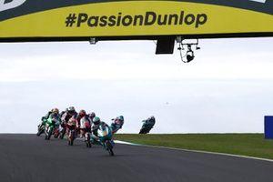 Jaume Masia, Leopard Racing leads