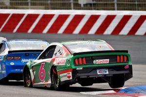 Ryan Newman, Roush Fenway Racing, Ford Mustang Castrol