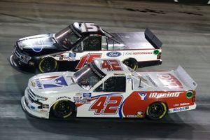 Ross Chastain, Niece Motorsports, Chevrolet Silverado, Tanner Gray, DGR-Crosley, Ford F-150 Ford Performance