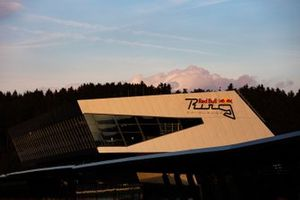 Panoramica al Red Bull Ring