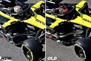 Renault F1 Team R.S.20 comparison