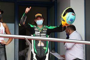 2. Inigo Iglesias, SMW Racing