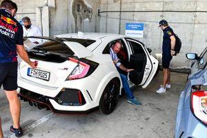 Max Verstappen, Red Bull Racing y Jos Verstappen