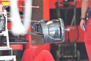 Ferrari SF21 front brake