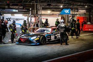 #7 Toksport WRT Mercedes-AMG GT3: Berkay Besler, Oscar Tunjo, Paul Petit, Marvin Dienst