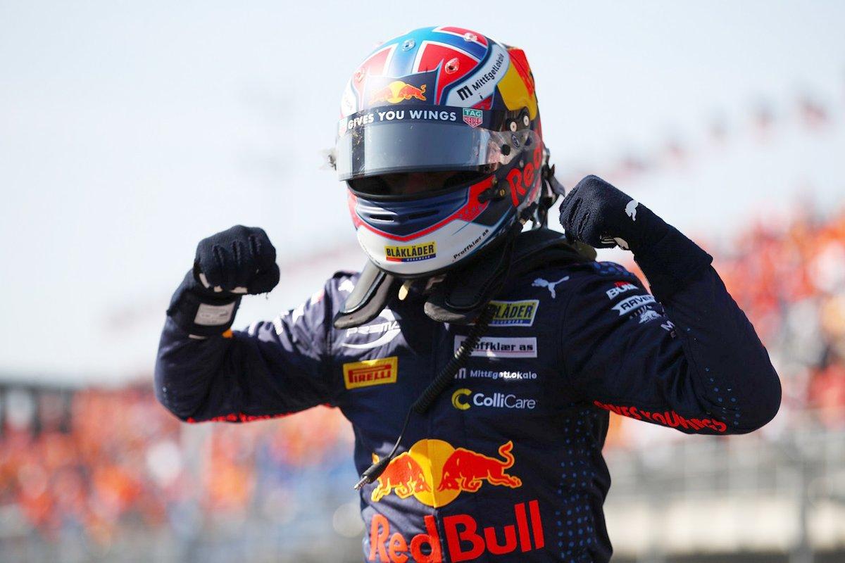 Dennis Hauger, Prema Racing