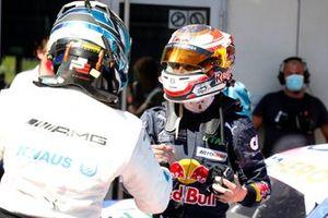 Liam Lawson, AF Corse, Philip Ellis, Mercedes AMG Team Winward