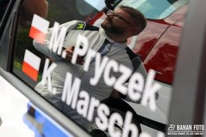 Testy przed Barum Czech Rally Zlin