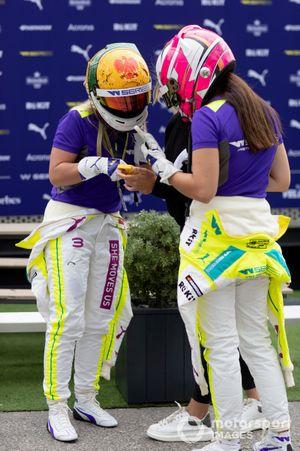 Marta García y Gosia Rdest