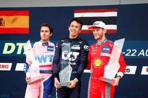 Alex Albon, AF Corse, Daniel Juncadella, Mercedes-AMG Team GruppeM Racing, Marco Wittmann, Walkenhorst Motorsport