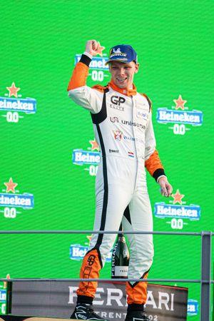 Podium: Larry ten Voorde, GP Elite