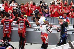 Francesco Bagnaia, Ducati Team Jack Miller, Ducati Team Fabio, Jorge Martin, Pramac Racing, Quartararo, Yamaha Factory Racing