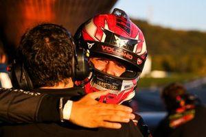 Pole sitter Mikel Azcona, Zengo Motorsport CUPRA Leon Competición