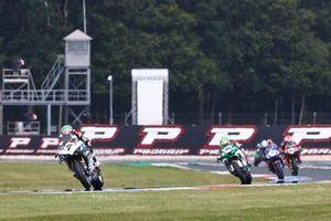 Chaz Davies, Team GoEleven, Leandro Mercado, MIE Racing Honda Team