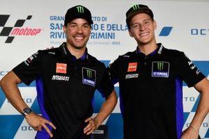 Franco Morbidelli, Yamaha Factory Racing, Fabio Quartararo, Yamaha Factory Racing