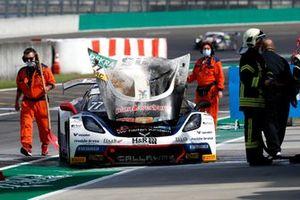 #77 Callaway Competition CorvetteC7 GT3-R: Jeffrey Schmidt, Marvin Kirchhöfer