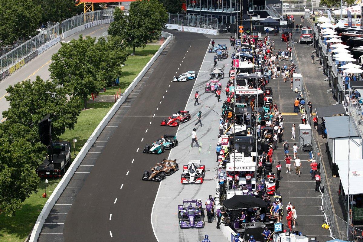 IndyCar 2022: Wer fährt für welches Team?